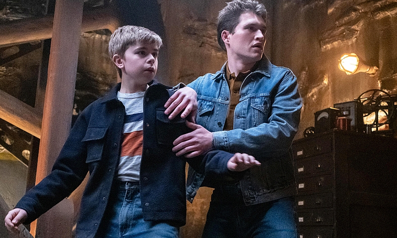 Check out the first trailer for Hulu's take on The Hardy Boys