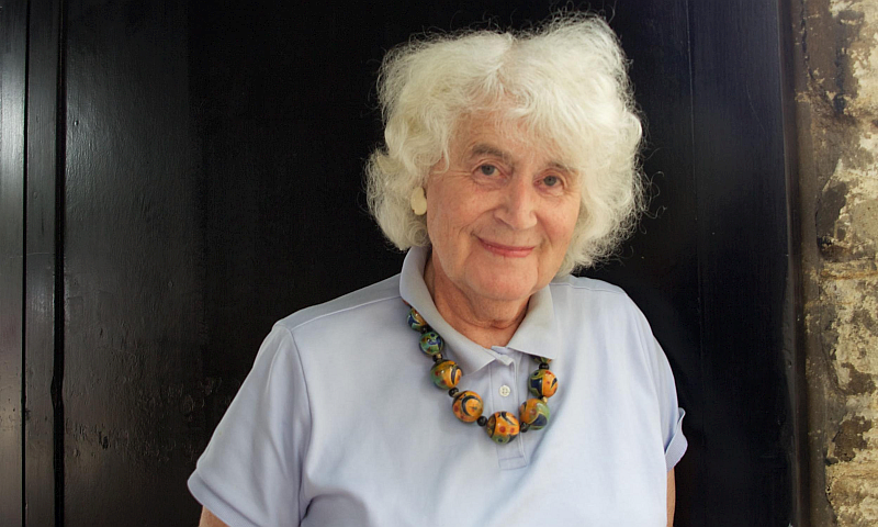 Writer and journalist Jan Morris has passed away aged 94
