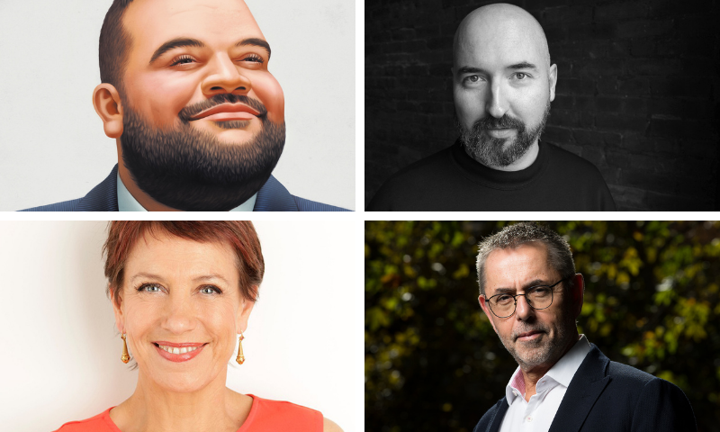 Sydney Writers' Festival announce 'Something to Talk About' event