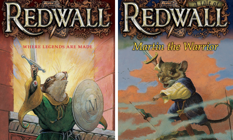 Brian Jaques' beloved 'Redwall' series is getting a Netlflix film and animated series