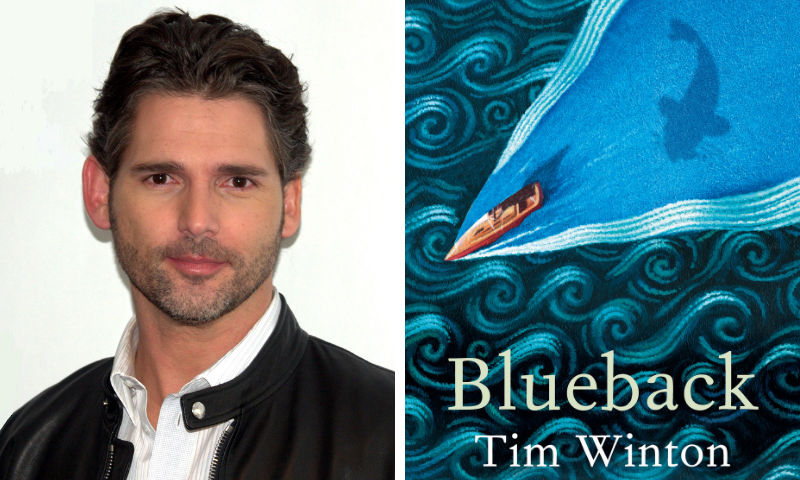 Eric Bana is heading to Bremer Bay, Perth to film Tim Winton's 'Blueback'