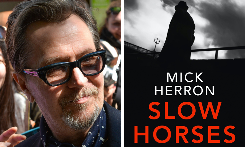 Gary Oldman to star in television adaptation of Mick Herron's 'Slough House'