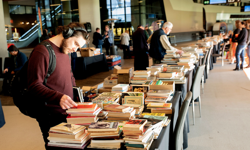 Get ready for the 2021 Great Book Swap!
