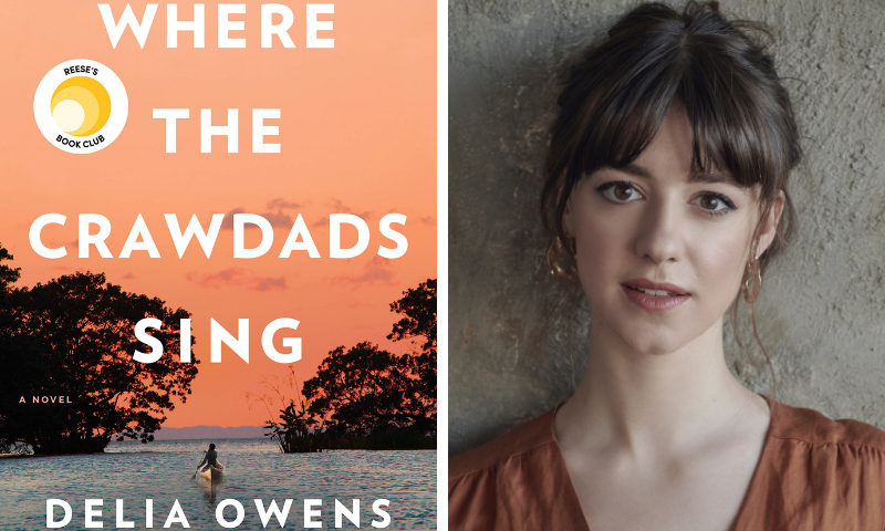Delia Owens' bestseller 'Where the Crawdads Sing' is coming to the big screen