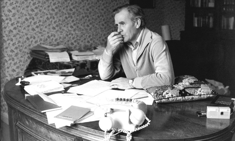 John le Carré's final novel, Silverview, is being published in October