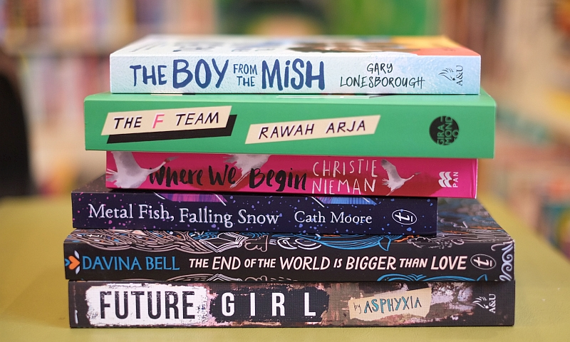 Readings announce 2021 Young Adult Book Prize shortlist