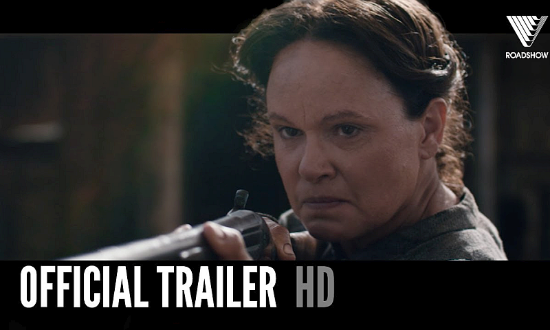 Check out the first trailer for the film adaptation of The Drover's Wife