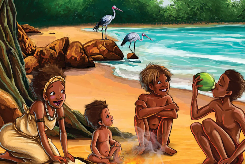 Adam Goodes to release first picture book, Somebody's Land