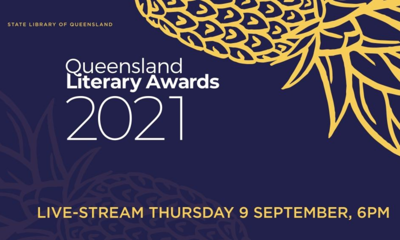 Queensland Literary Awards 2021 finalists announced