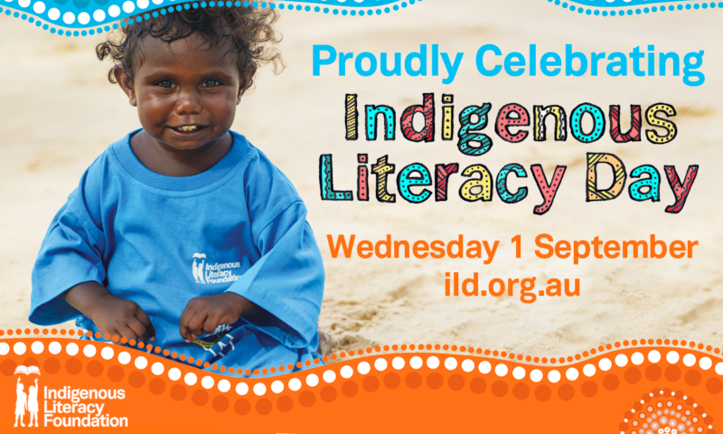 Indigenous Literacy Day is here!