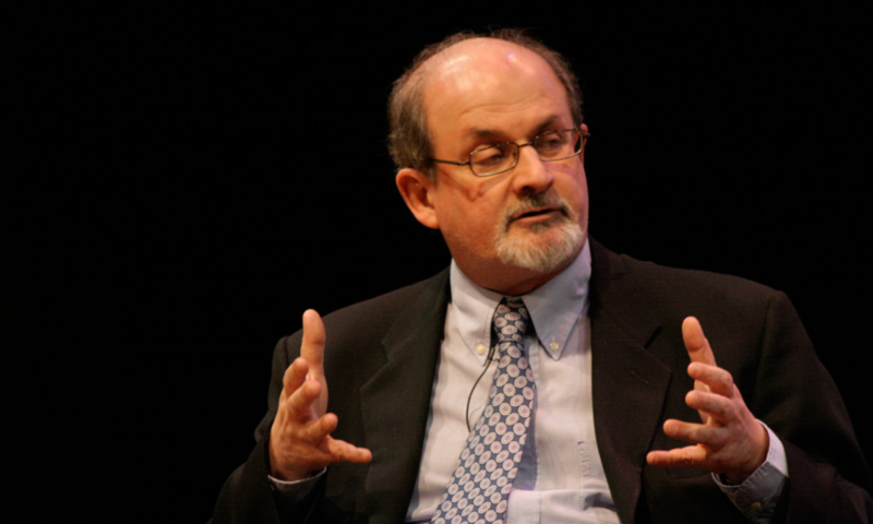 Salman Rushdie plans to serialise a novella on Substack