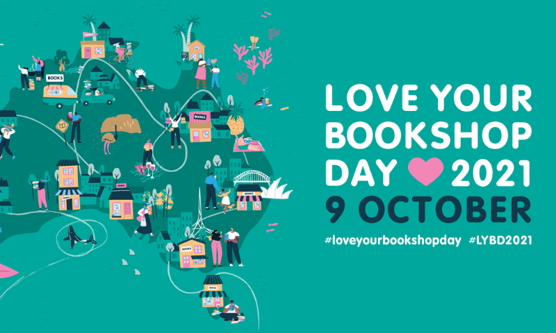 Love Your Bookshop Day is almost here!
