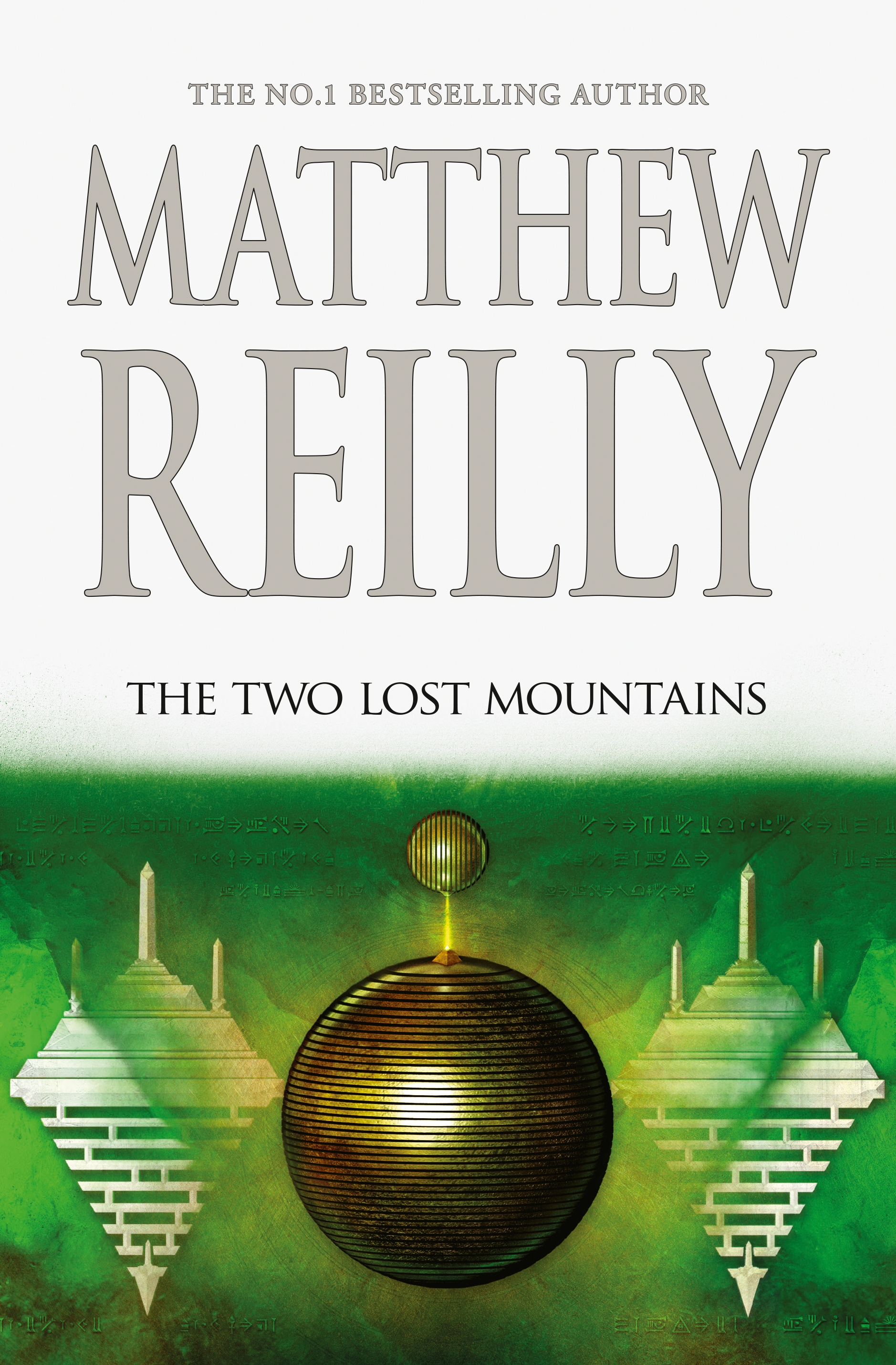 Q&A: The Two Lost Mountains by Matthew Reilly