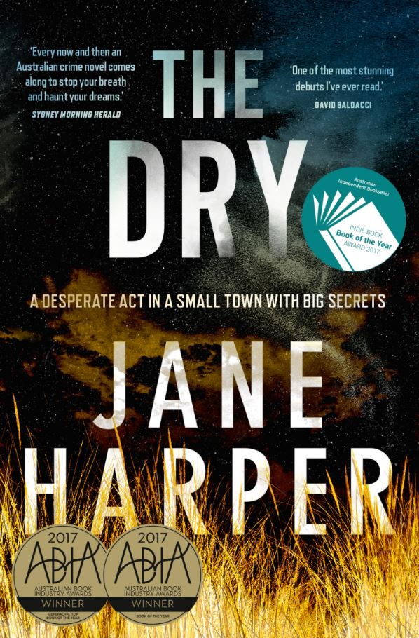 Jane Harper's The Dry