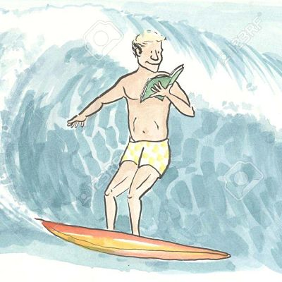 Try Our Literary Surf's Up! Quiz