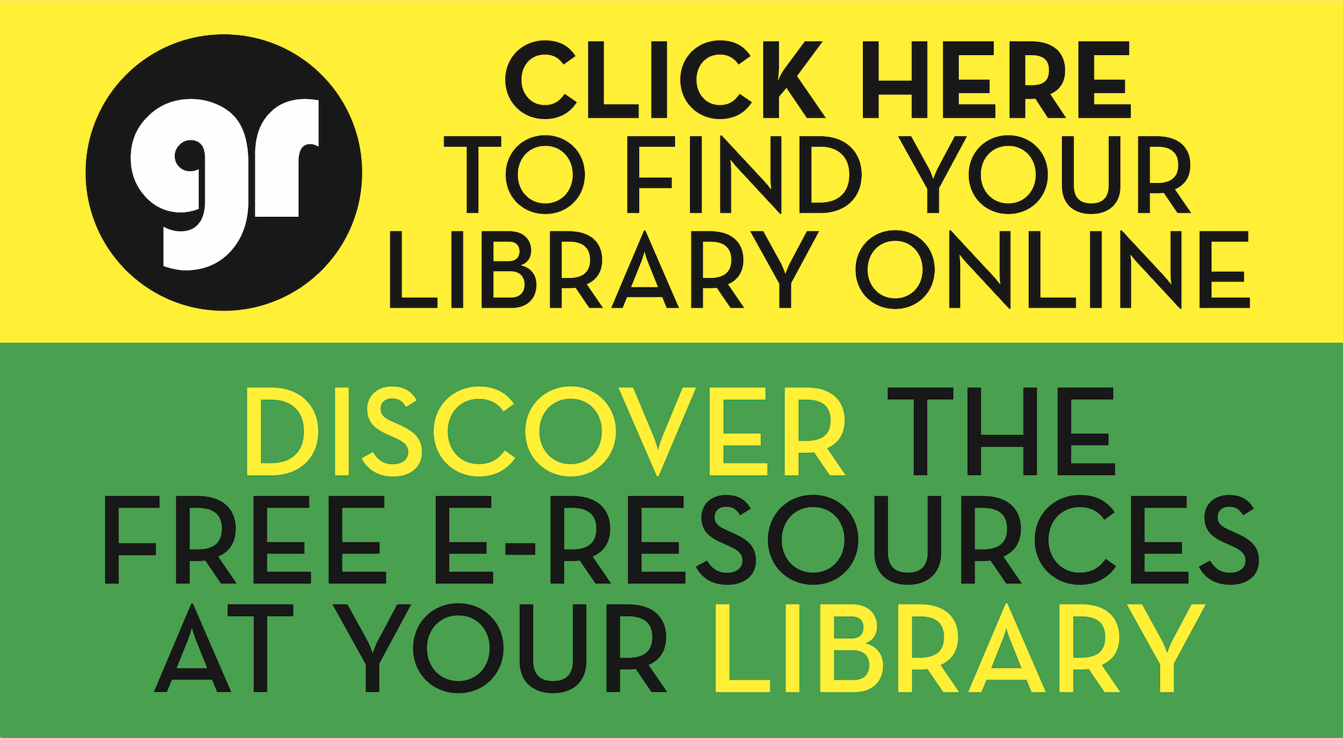 Find My Library E-Resources