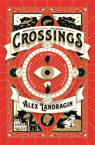 Crossings by Alex Landragin