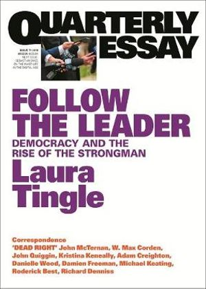 Follow the Leader by Laura Tingle