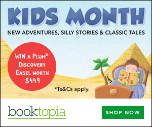 Booktopia - Kids Month