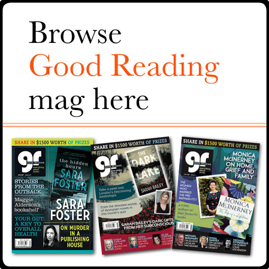 Digital issue of Good Reading