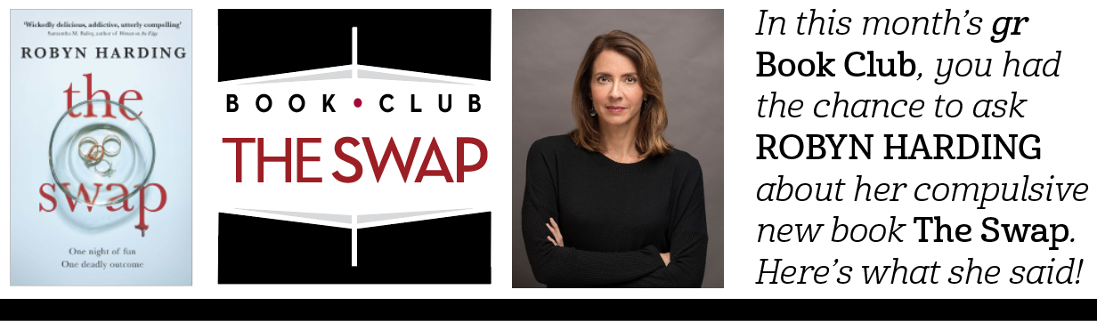 Good Reading Book Club July The Swap