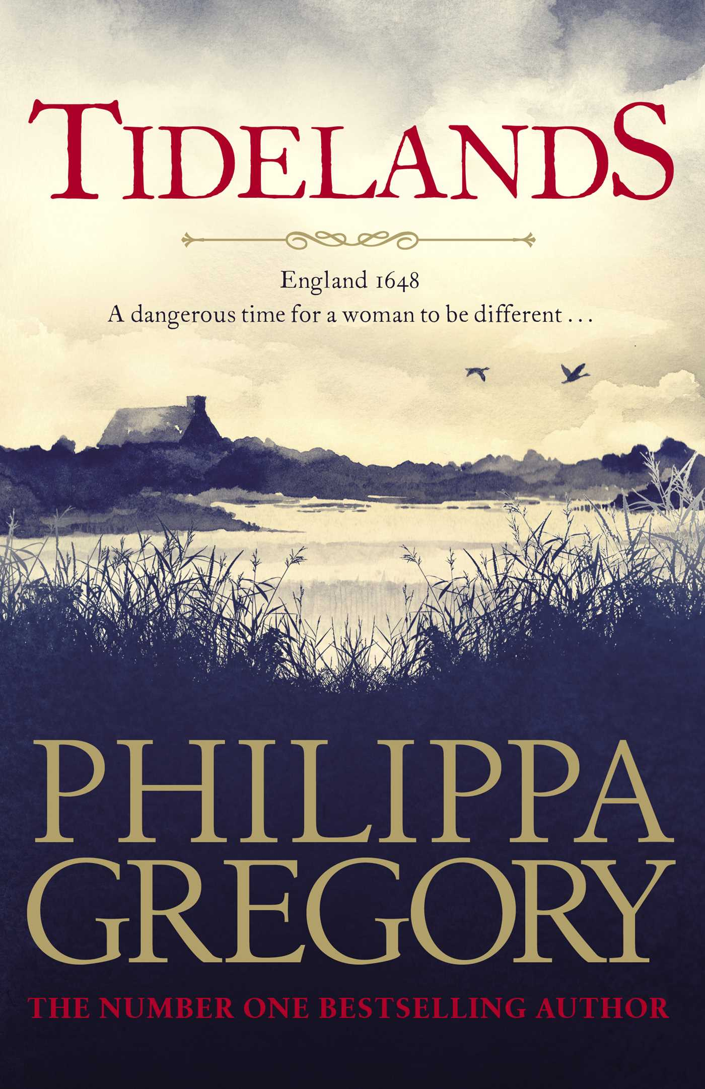 Tidelands Philippa Gregory